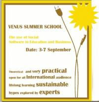Venus Summer School - Klik voor grotere versie