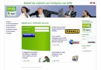 KPN Hotspots - Klik voor grotere versie
