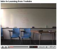 Learning from YouTube - Klik voor grotere versie