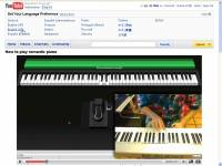 YouTube Language - Klik voor grotere versie