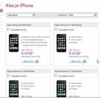 iphone 3gs - Klik voor grotere versie