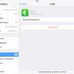 Ruimte vrij maken op je iOS device