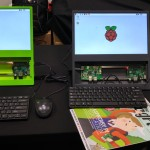 Quicknote: Raspberry Pi All-in-one