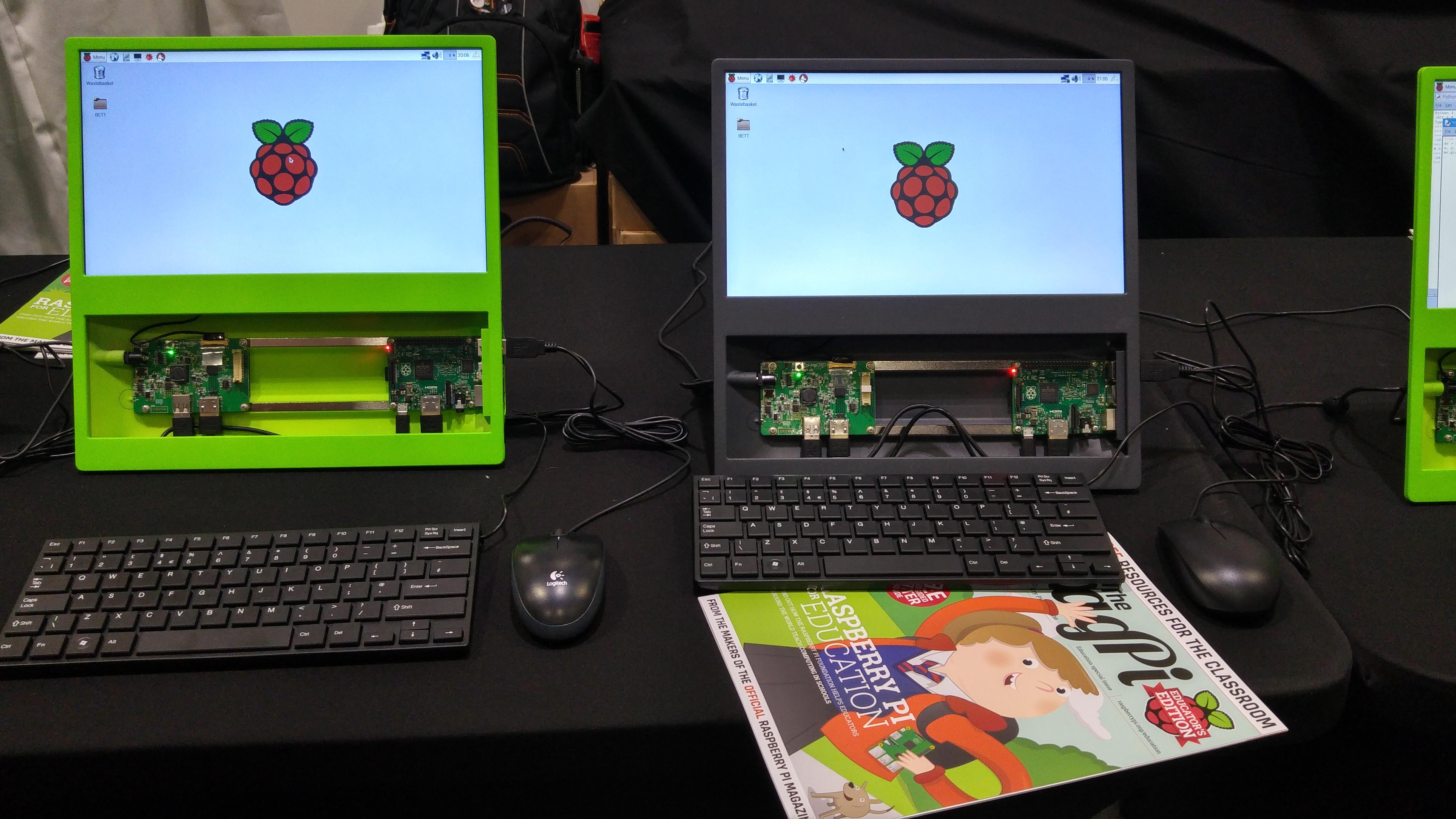 Quicknote Raspberry Pi All In One Ict En Onderwijs Blog