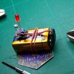 Leuk maakidee: LED op batterij #3