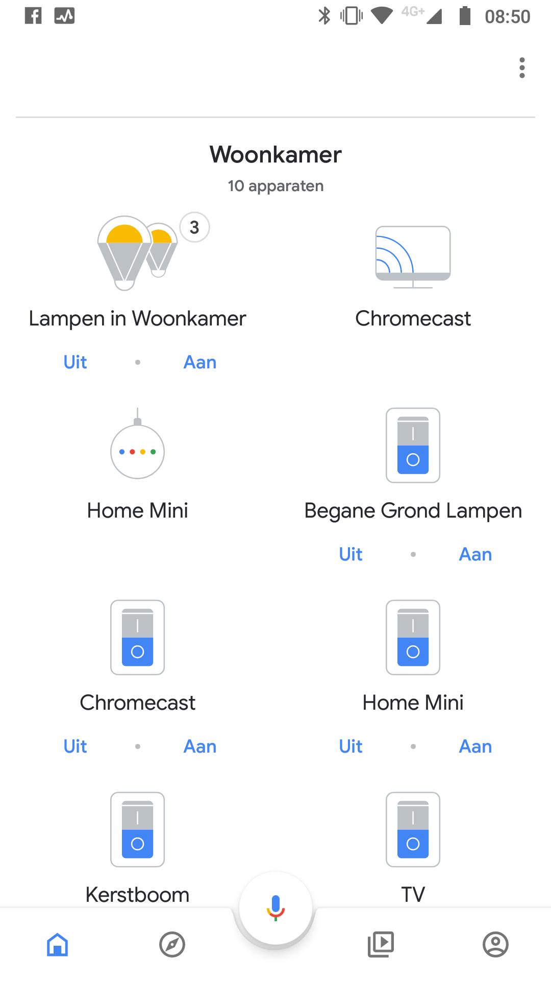 Google Home Hassio
