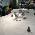 Kunstmachines maken met LEGO
