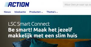 Action LSC Smart Connect Home producten - kopen of niet?
