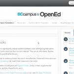 Het is hoog tijd voor een infrastructuur voor Open Textbooks