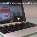 Eerste demo van Android Apps op Chromebook