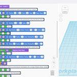 Programmeer je 3D ontwerp met Blockly in Tinckercad