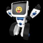 WowWee COJI (Coding with Emojis) programmeerbare robot voor kinderen (4-7 jaar)