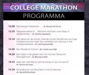 College_Marathon_programma