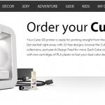3D Systems draait de Cube / Cubify.com de nek om