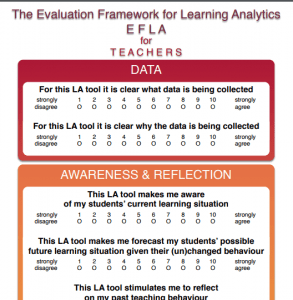 EVALUATION FRAMEWORK FOR LA