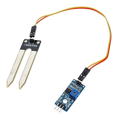 ESP-01 and Soil Moisture Sensor?! - Let's Control It