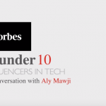 Forbes 10 Under 10 Influencers in Tech