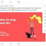 """Twitter komt met """"Bladwijzers"""" – nog niet overal…"""
