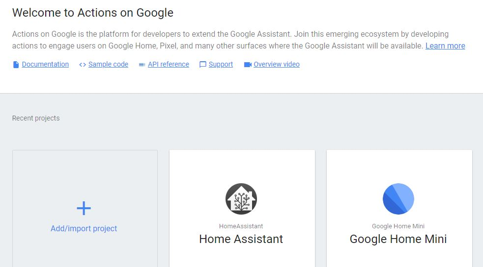 Home Assistant Platform