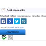 Google+ gaat verdwijnen, kan ik straks nog wel inloggen op andere sites?