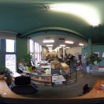 Test met 360-graden foto's in WordPress