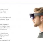 Voorverkoop Ontwikkelaarsversie Microsoft HoloLens van start