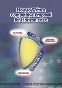 "Gevolgd: Training ""How to Write a Competitive Proposal for Horizon 2020″"
