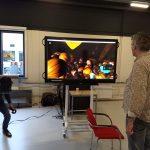 Op bezoek in het ExploreLab van Fontys Hogeschool Mens en Gezondheid