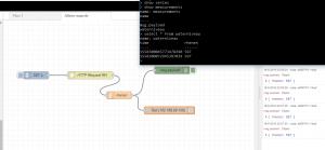 Node-RED + InfluxDB in Docker