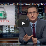 John Oliver over de FBI versus Apple