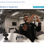 Kijktip: MOOC over 360 graden video, Augmented en Virtual Reality
