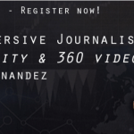 Nieuwe MOOC: Intro to Immersive Journalism: Virtual Reality & 360 video