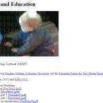 """Een """"Massive Online Open Textbook"""" (MOOT) ?"""