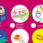 Makey Makey: Creatief met een toetsenbord