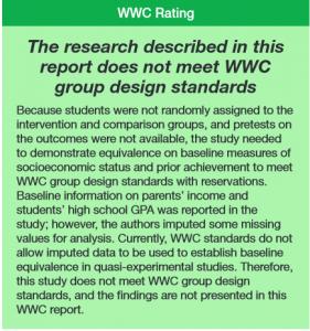 Een onafhankelijke meetlat voor onderwijsonderzoek?