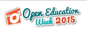Lunchlezingen Open Education Week 9-13 maart 2015