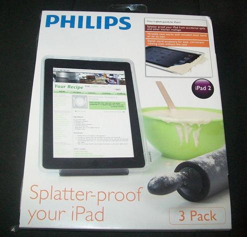 Je ipad veilig gebruiken in de keuken 14 ict en for Keuken ontwerpen op ipad