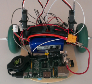 Udemy MOOC: PiBot: Build Your Own Raspberry Pi Powered Robot