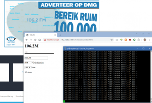 Stoeien met een RTL-SDR dongle - deel 2