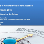 OECD rapport: Reviews of National Policies for Education – Netherlands