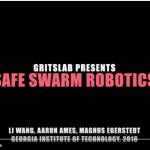 Cool: Robots die elkaar voorzichtig ontwijken (maar niet té voorzichtig)
