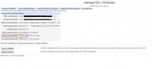 PEM versie certificaat