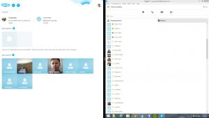 Skype op Windows 8.1