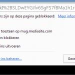 Problemen met afspelen van Mediasite opnames in Google Chrome [opgelost]