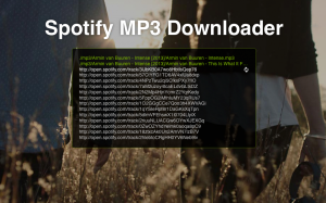 Spotify_download