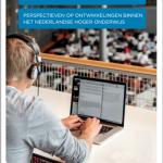 Trendrapport Open en online onderwijs 2015