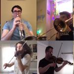 Samen op afstand muziek maken, hoe doe je dat?