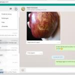 WhatsApp in je browser – je moet er even wat voor doen…
