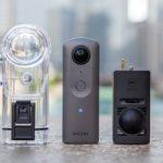Grote stappen in consumentencamera's voor 360 graden foto's en video