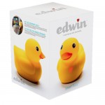 "Geen parodie: Edwin de ""Connected Duck"""